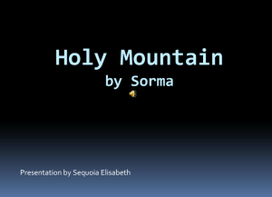 Holy Mountain pic
